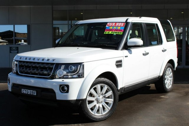 Discounted Used Land Rover Discovery TDV6, Tamworth, 2014 Land Rover Discovery TDV6