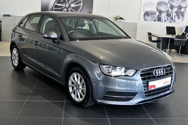 Used Audi A3 Attraction Sportback S tronic, Southport, 2016 Audi A3 Attraction Sportback S tronic Hatchback