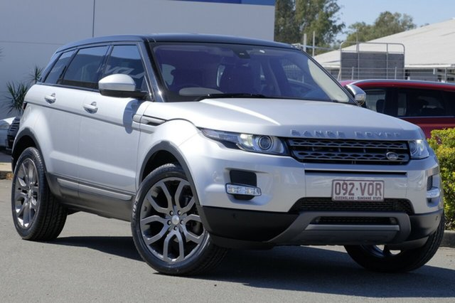 Used Land Rover Range Rover Evoque TD4 Pure Tech, Bowen Hills, 2014 Land Rover Range Rover Evoque TD4 Pure Tech Wagon