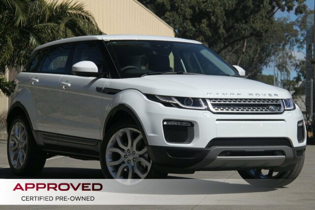 Discounted Land Rover Evoque TD4 150 SE, Concord, 2017 Land Rover Evoque TD4 150 SE Wagon