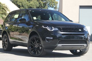2017 Land Rover Discovery Sport TD4 150 HSE 5 Seat Wagon.