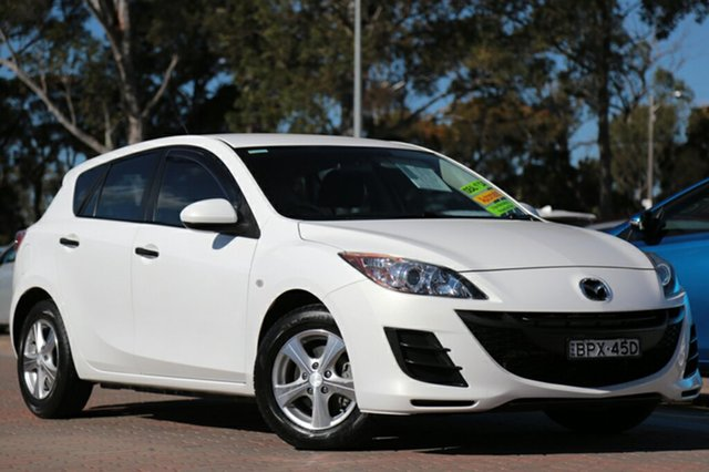 Used Mazda 3 Neo Activematic, Southport, 2010 Mazda 3 Neo Activematic Hatchback