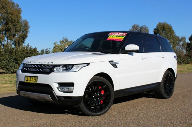 Discounted Used Land Rover Range Rover Sport SDV8 CommandShift, Tamworth, 2014 Land Rover Range Rover Sport SDV8 CommandShift