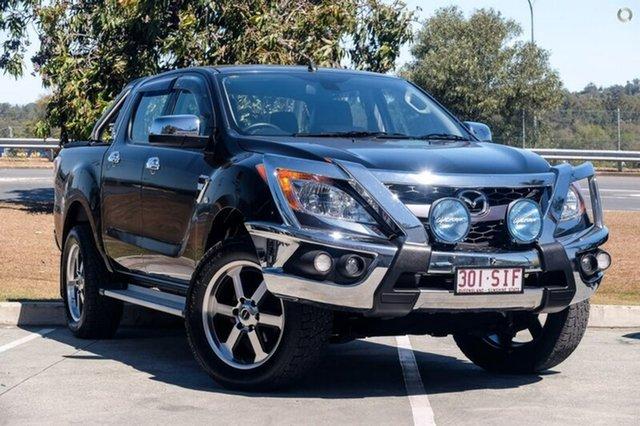 Used Mazda BT-50 GT, Moorooka, Brisbane, 2012 Mazda BT-50 GT Utility