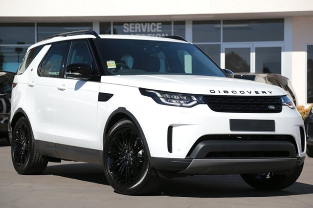 New Land Rover Discovery TD6 SE, Narellan, 2017 Land Rover Discovery TD6 SE SUV