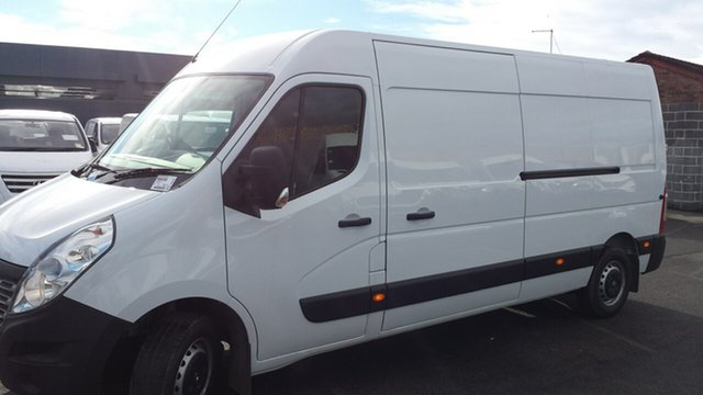 Discounted Demonstrator, Demo, Near New Renault Master Mid Roof LWB AMT, Warwick Farm, 2017 Renault Master Mid Roof LWB AMT Van