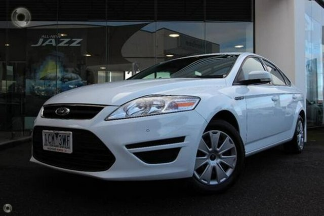 Used Ford Mondeo LX PwrShift TDCi, Hoppers Crossing, 2014 Ford Mondeo LX PwrShift TDCi Hatchback