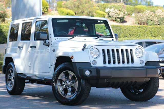 Discounted New Jeep Wrangler Unlimited Overland, Southport, 2017 Jeep Wrangler Unlimited Overland SUV