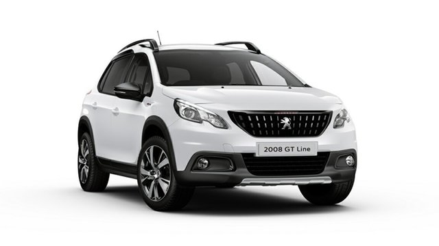 New Peugeot 2008 GT-Line, Nambour, 2017 Peugeot 2008 GT-Line A94 MY17 Wagon