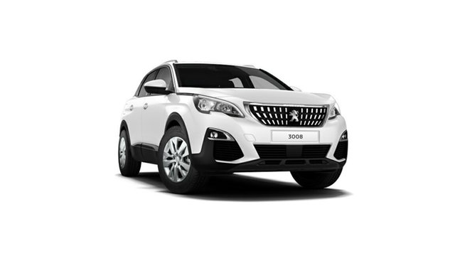 New Peugeot 3008 Active SUV, Nambour, 2017 Peugeot 3008 Active SUV P84 MY18 Hatchback