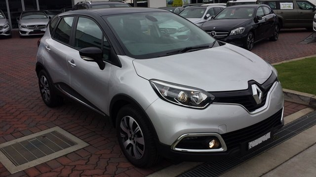 Discounted Demonstrator, Demo, Near New Renault Captur Expression EDC, Warwick Farm, 2017 Renault Captur Expression EDC SUV