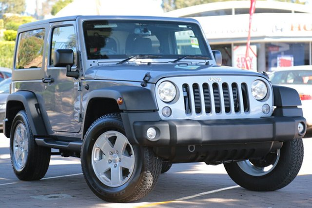 Discounted New Jeep Wrangler Sport, Southport, 2017 Jeep Wrangler Sport SUV