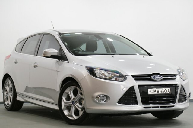 Used Ford Focus Sport PwrShift, Narellan, 2013 Ford Focus Sport PwrShift Hatchback