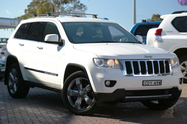 Used Jeep Grand Cherokee Limited, Narellan, 2011 Jeep Grand Cherokee Limited SUV