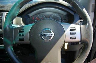 2009 Nissan Navara ST (4x4).