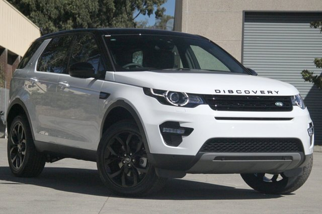 Discounted Land Rover Discovery Sport TD4 150 HSE 5 Seat, Concord, 2017 Land Rover Discovery Sport TD4 150 HSE 5 Seat Wagon