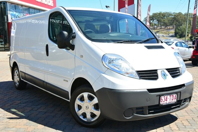 Discounted Used Renault Trafic Low Roof LWB, Southport, 2013 Renault Trafic Low Roof LWB Van