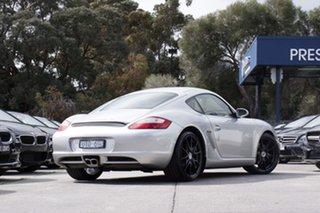 2006 Porsche Cayman S Coupe.