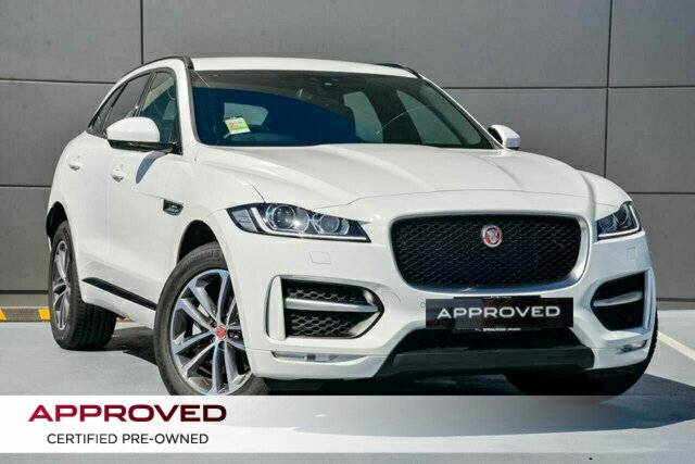 Demonstrator, Demo, Near New Jaguar F-PACE 30d AWD First Edition, Southport, 2017 Jaguar F-PACE 30d AWD First Edition Wagon