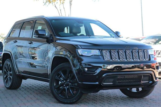 Discounted New Jeep Grand Cherokee Blackhawk, Southport, 2017 Jeep Grand Cherokee Blackhawk SUV