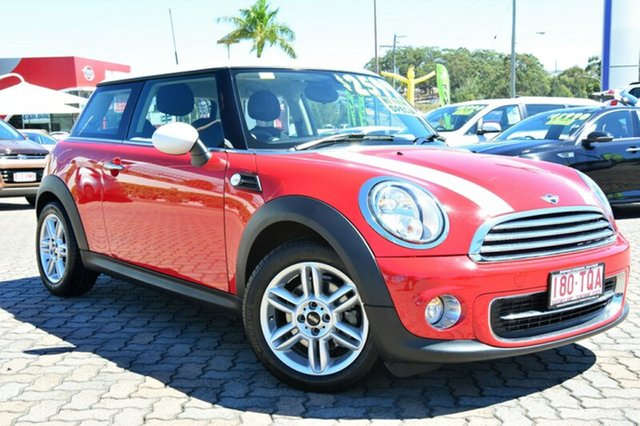 Discounted Used Mini Hatch Cooper Steptronic, Southport, 2013 Mini Hatch Cooper Steptronic Hatchback