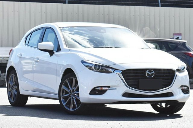 New Mazda 3 SP25 SKYACTIV-Drive Astina, Cheltenham, 2018 Mazda 3 SP25 SKYACTIV-Drive Astina Hatchback