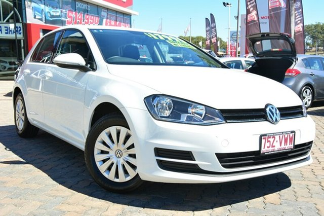 Discounted Used Volkswagen Golf 90TSI, Southport, 2015 Volkswagen Golf 90TSI Hatchback