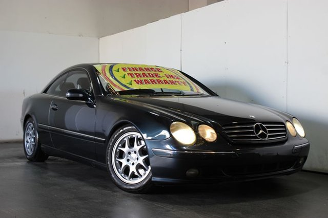 Used Mercedes-Benz CL500, Underwood, 2000 Mercedes-Benz CL500 Coupe
