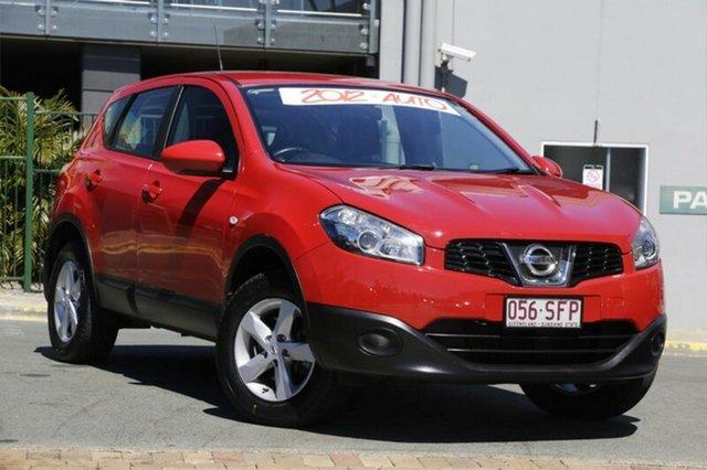 Used Nissan Dualis ST Hatch X-tronic, Moorooka, Brisbane, 2012 Nissan Dualis ST Hatch X-tronic Hatchback