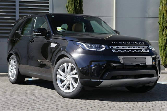 New Land Rover Discovery TD6 HSE, Cannington, 2017 Land Rover Discovery TD6 HSE Wagon