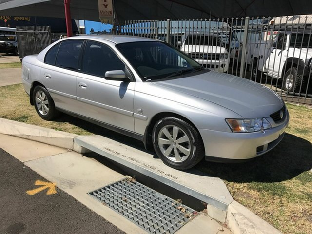 Discounted Used Holden Commodore Equipe, Toowoomba, 2004 Holden Commodore Equipe Sedan