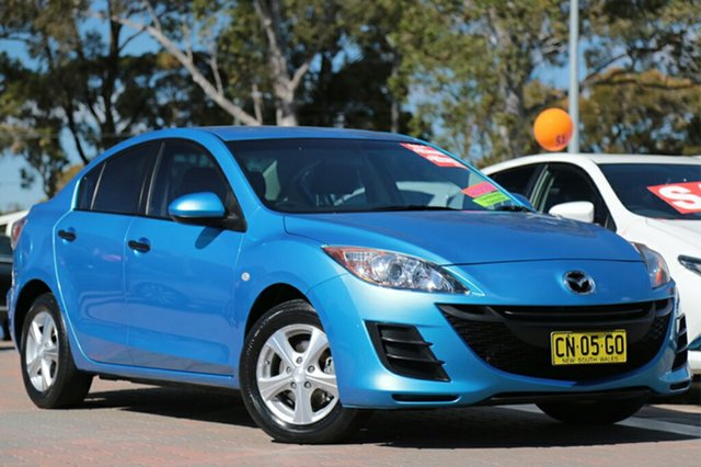 Used Mazda 3 Neo Activematic, Warwick Farm, 2011 Mazda 3 Neo Activematic Sedan