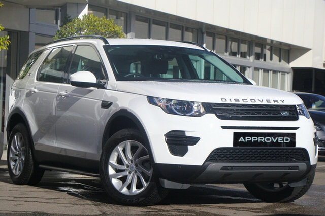 Used Land Rover Discovery Sport, Port Melbourne, 2016 Land Rover Discovery Sport Wagon