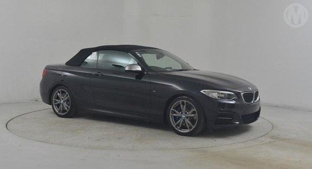 Used BMW 2 M240I Sport Line, Altona North, 2017 BMW 2 M240I Sport Line Convertible