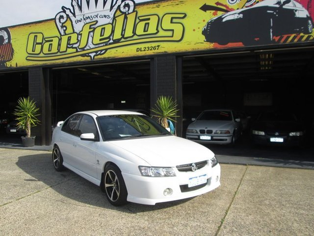 Used Holden Commodore SV6, O'Connor, 2005 Holden Commodore SV6 Sedan