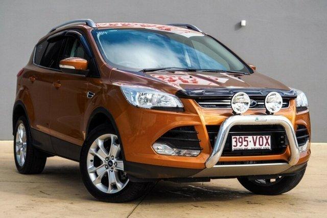 Used Ford Kuga Trend AWD, Moorooka, Brisbane, 2015 Ford Kuga Trend AWD Wagon