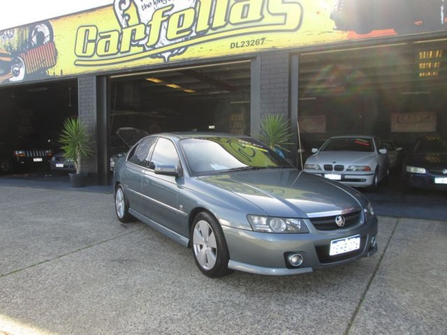 Used Holden Calais, O'Connor, 2004 Holden Calais Sedan