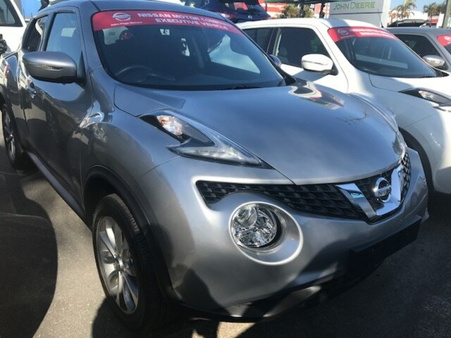 Used Nissan Juke ST X-tronic 2WD, Caboolture, 2016 Nissan Juke ST X-tronic 2WD Hatchback