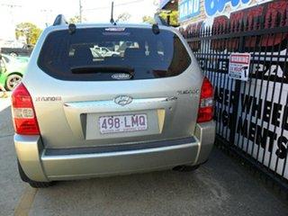2007 Hyundai Tucson City SX Wagon.