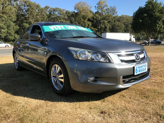 Used Honda Accord VTi, Clontarf, 2010 Honda Accord VTi Sedan