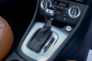 2012 Audi Q3 TFSI S tronic quattro Wagon.