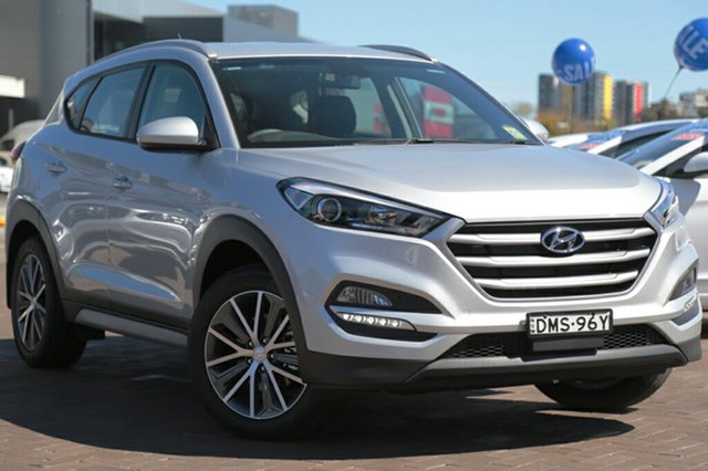 Discounted Demonstrator, Demo, Near New Hyundai Tucson Active X 2WD, Southport, 2016 Hyundai Tucson Active X 2WD SUV