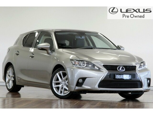 Demonstrator, Demo, Near New Lexus CT200H Limited Edition, Adelaide, 2017 Lexus CT200H Limited Edition Hatchback