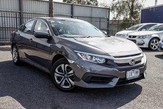 Used Honda Civic VTi, Oakleigh, 2016 Honda Civic VTi MY16 Sedan