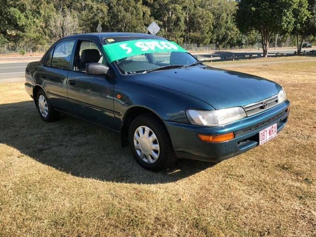 Used Toyota Corolla CSi, Clontarf, 1996 Toyota Corolla CSi Sedan