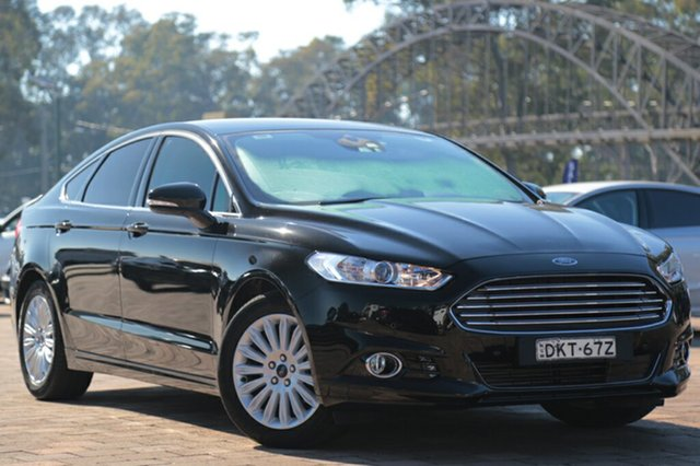 Discounted Used Ford Mondeo Trend SelectShift, Warwick Farm, 2016 Ford Mondeo Trend SelectShift Hatchback