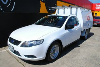 2010 Ford Falcon Super Cab Cab Chassis.