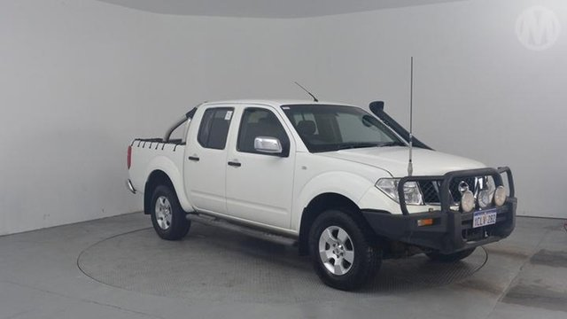 Used Nissan Navara ST-X (4x4), Altona North, 2007 Nissan Navara ST-X (4x4) Dual Cab Pick-up