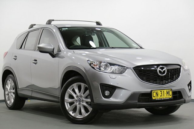 Used Mazda CX-5 Grand Touring SKYACTIV-Drive AWD, Narellan, 2012 Mazda CX-5 Grand Touring SKYACTIV-Drive AWD SUV