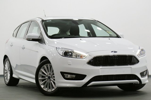 Discounted Demonstrator, Demo, Near New Ford Focus Sport, Southport, 2017 Ford Focus Sport Hatchback